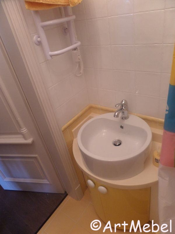 мебель для ванной на заказ в Одессе
