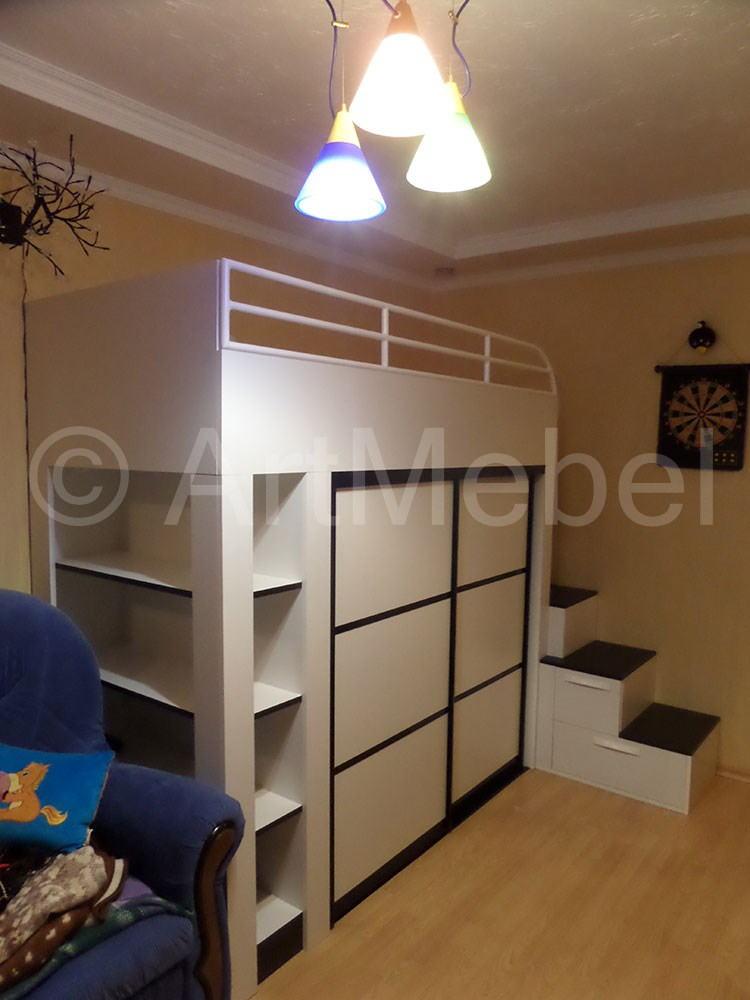 недорогая мебель в детскую комнату