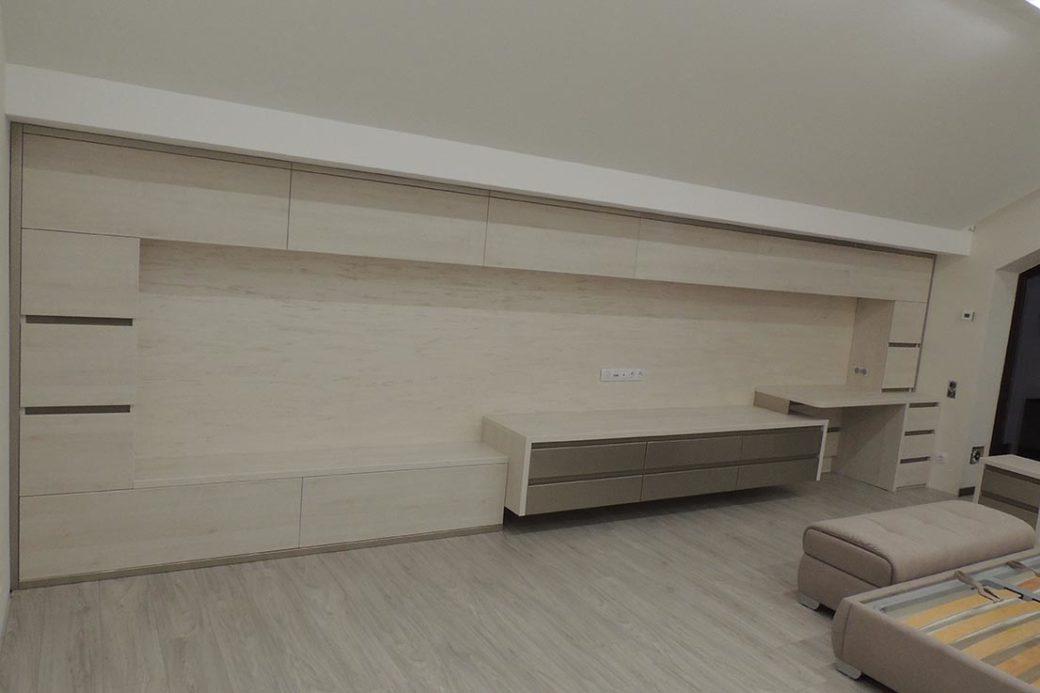 мебельная стенка в спальню